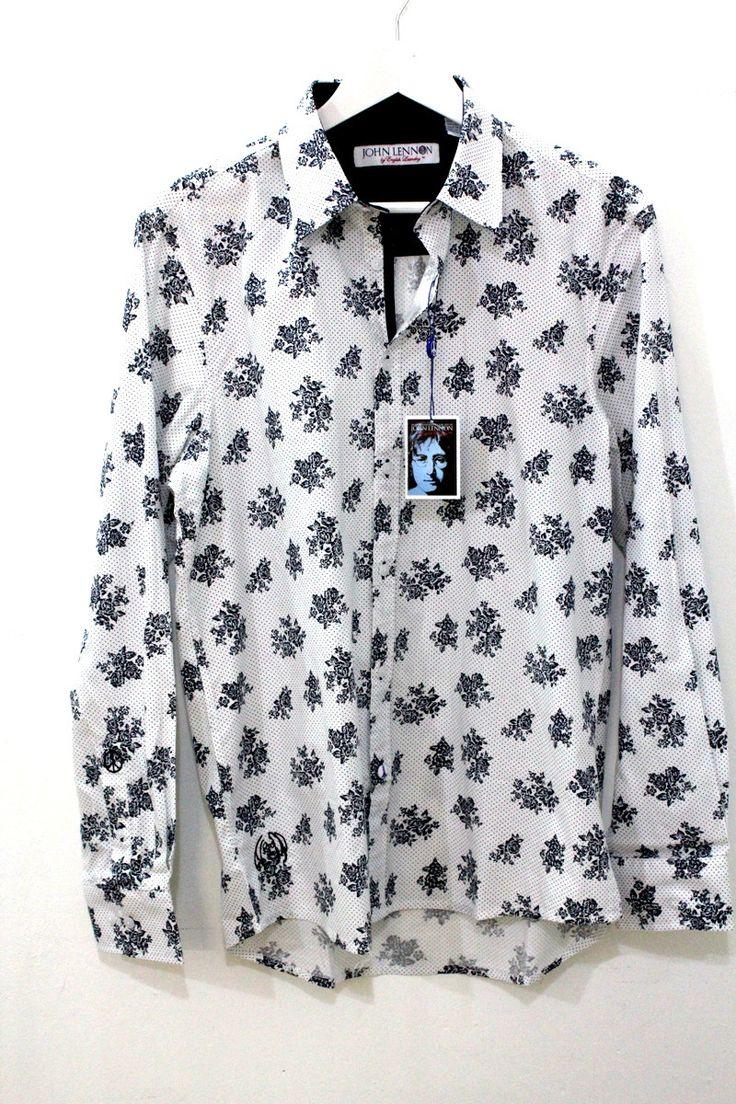 english laundry - John Lennon Lady Madonna Shirt