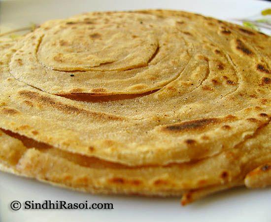 Satpuro phulko   Sindhi Rasoi  Sindhi Recipes