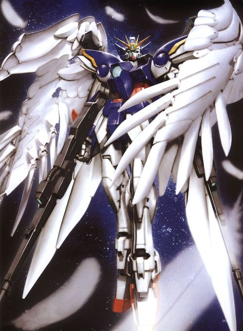 Gundam Wing: Endless Waltz ~~ Shoujo Mecha