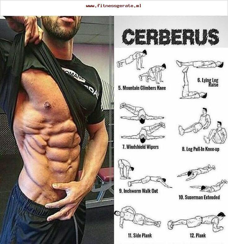 Bauchübungen – Cardio Workouts
