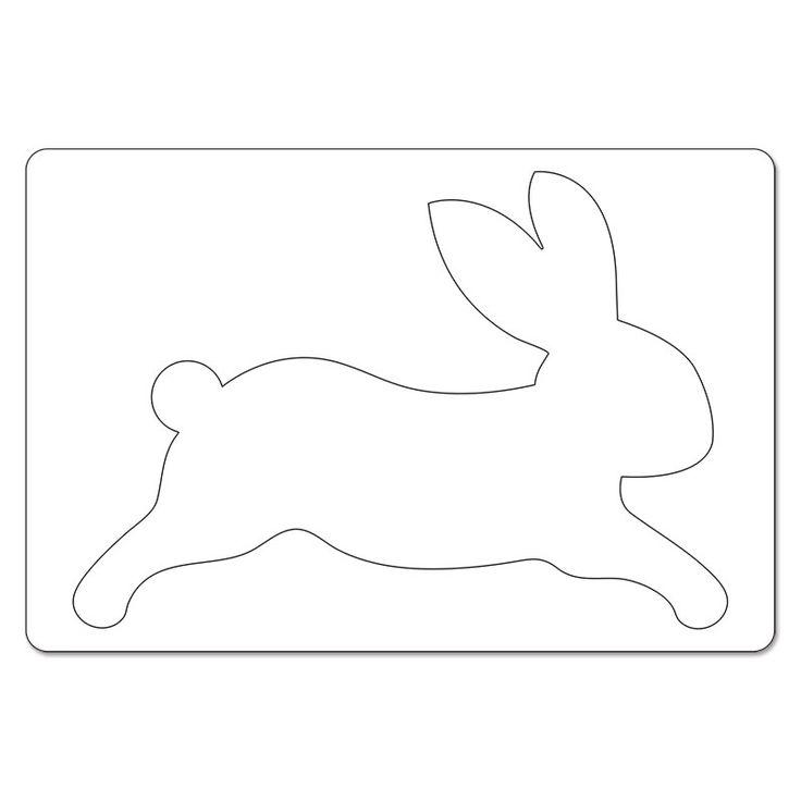 Sizzix.com - Sizzix Bigz L Die - Bunny