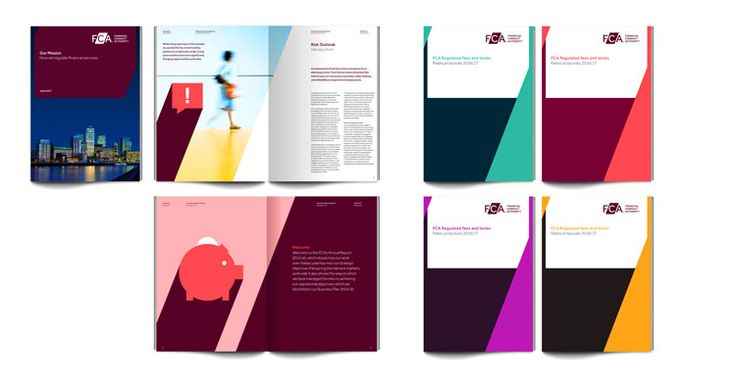 """Financial Conduct Authority looks to """"streamline and simplify"""" with rebrand - Design Week"""