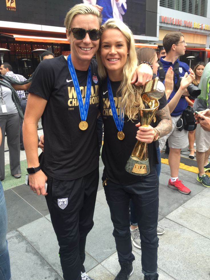 Ashlyn Harris -- LA Live -- Sqor Sports