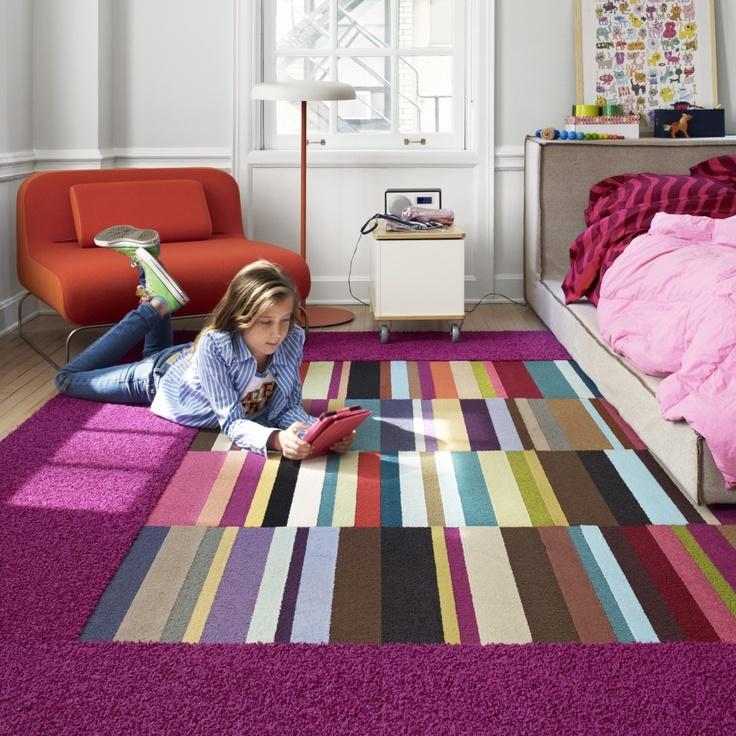 105 best images about kids room on pinterest carpet for Carpet squares for kids rooms