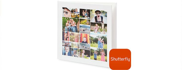 Photo Books & Photo Albums | Make A Photo Book or Album Online | Shutterfly