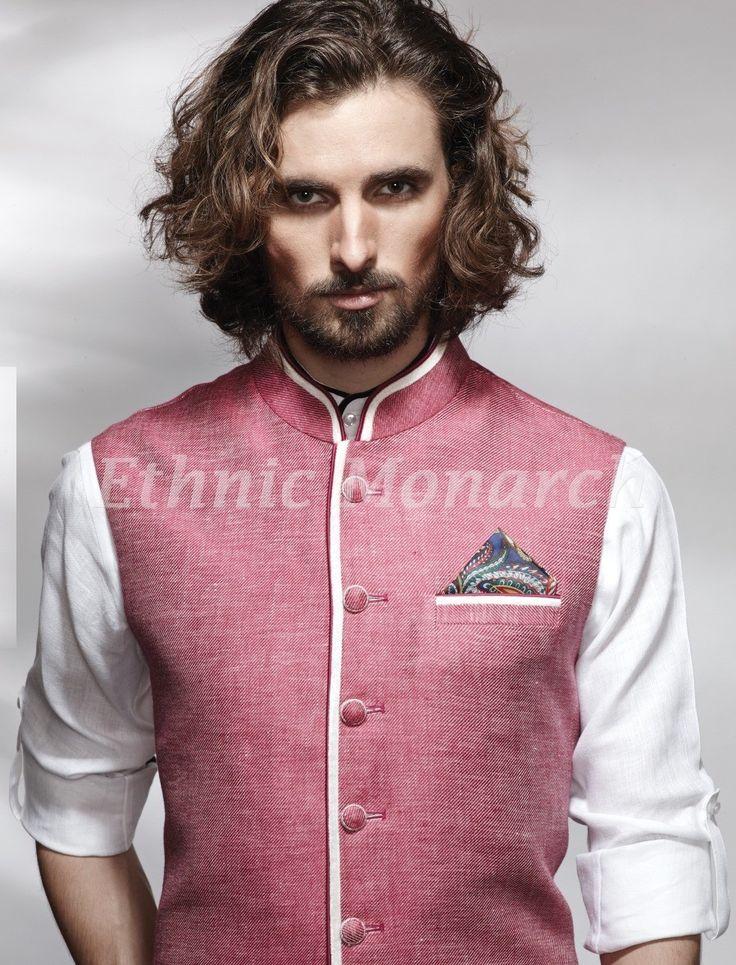 Amazing Linen Jacket