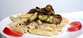 Thermomix Recipes: Gorgonzola Cheese, Zucchini and Tomato Pasta Sauce with Thermomix