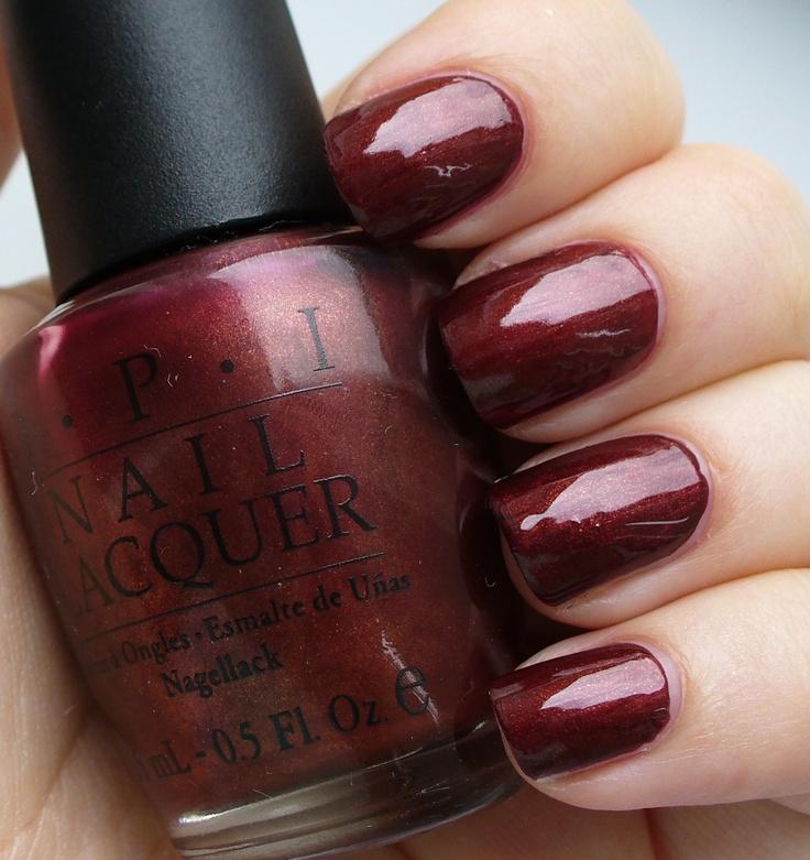 Nail Polish Nice Colors: OPI - Romeo And Joliet