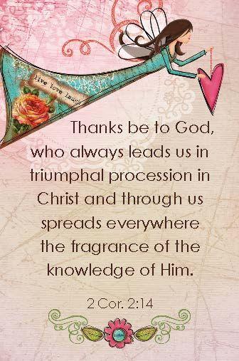 2 Corinthians 2:14