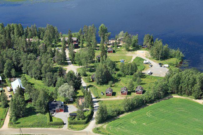 Sepänniemi Resort. South Ostrobothnia province of Western Finland. - Töysä, Etelä-Pohjanmaa.
