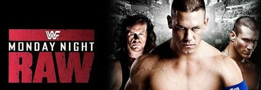Poster Of WWE Monday Night Raw (2014) Free Download Full New Wrestling Show Watch Online At …::: Exclusive On All-Free-Download-4u.Com Team :::…