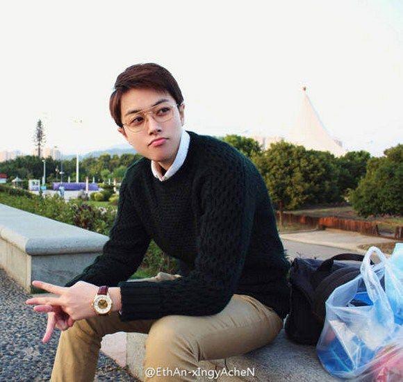 Vemale.com - Yachen Xing, wanita ini adalah kaum hawa paling tampan sejagad. Sulit dipercaya.