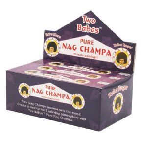 Wild Berry Two Babas Nag Champa Incense Sticks (15 g)