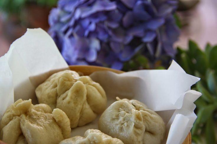 Fazmumblog.come: Shengjian Bao ou Pãezinhos ao Vapor (recheados)