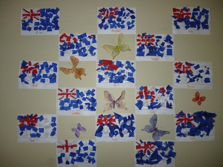 Aussie flag