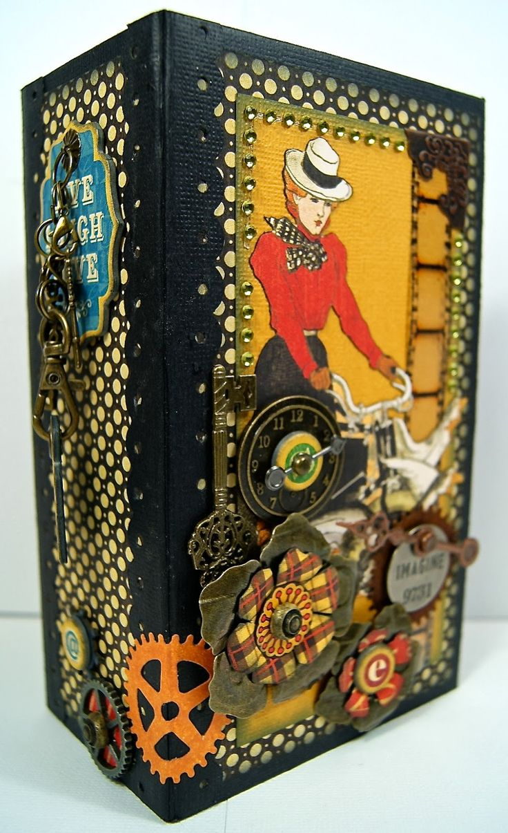 Paper Bag Mini Album By Andrew Roberts (010314)