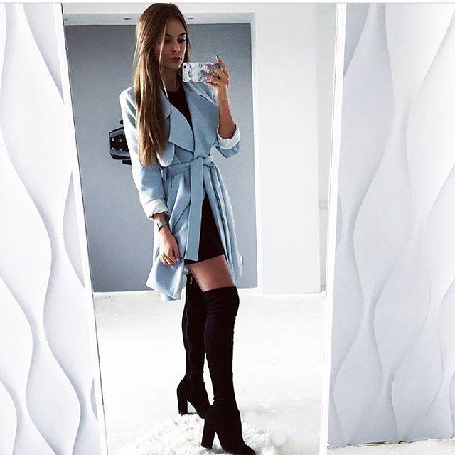 Pastelowy płaszcz na jesień?Co Wy na to? ➡️www.mosquito.pl 🎀🎀🎀 a do tego RABAT 20% na hasło: idziejesien 🍂🍂🍁🍁🍁#polishgirl #girl #mosquitopl #sweterek #skleponline #shopping #blonde #zakupyonline #autumn #jesien #selfie #fashion #ootd #style #picoftheday koszula #fashion #onlinestore #onlineshopping #zakupy #rabat #promocja #promotion #sale #autumn #newin #newcollection @sandra_opara