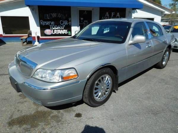 2006 LINCOLN TOWN CAR DESIGNER   Guaranteed Approval!!! (DOWN   Lincoln_ Town_ CAR_ No Credit Check!!!&#)
