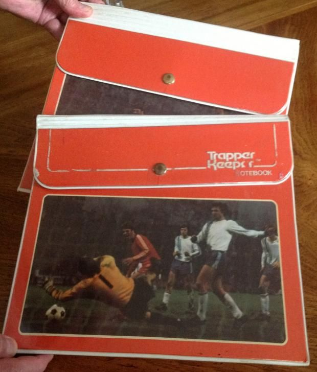 The Trapper Keeper was the most scientific and pragmatically planned product the industry had ever seen.  The History of the Trapper Keeper | Mental Floss