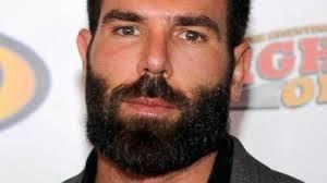 Dan Blizerian dark dense beard