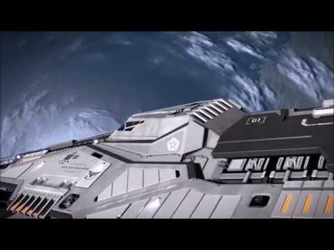 """[Video] Fan made trailer for the recent Elite Dangerous PS4 release. """"Elite Dangerous: Snake Eater"""" #Playstation4 #PS4 #Sony #videogames #playstation #gamer #games #gaming"""