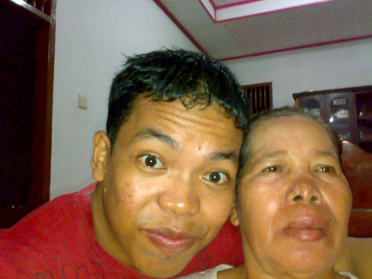 Me with Mom