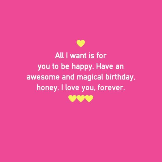 Best 25+ Romantic Birthday Quotes Ideas On Pinterest