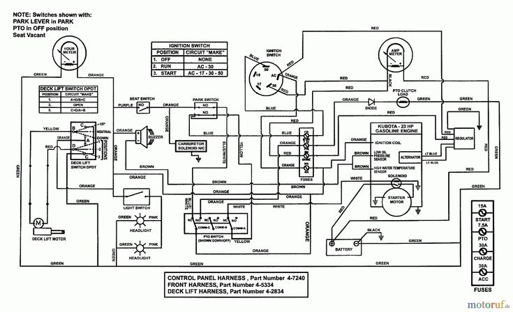 b7200 kubota wiring diagram automotive wiring diagram