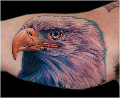 Best Eagle Tattoos - Our Top 10 | StyleCraze