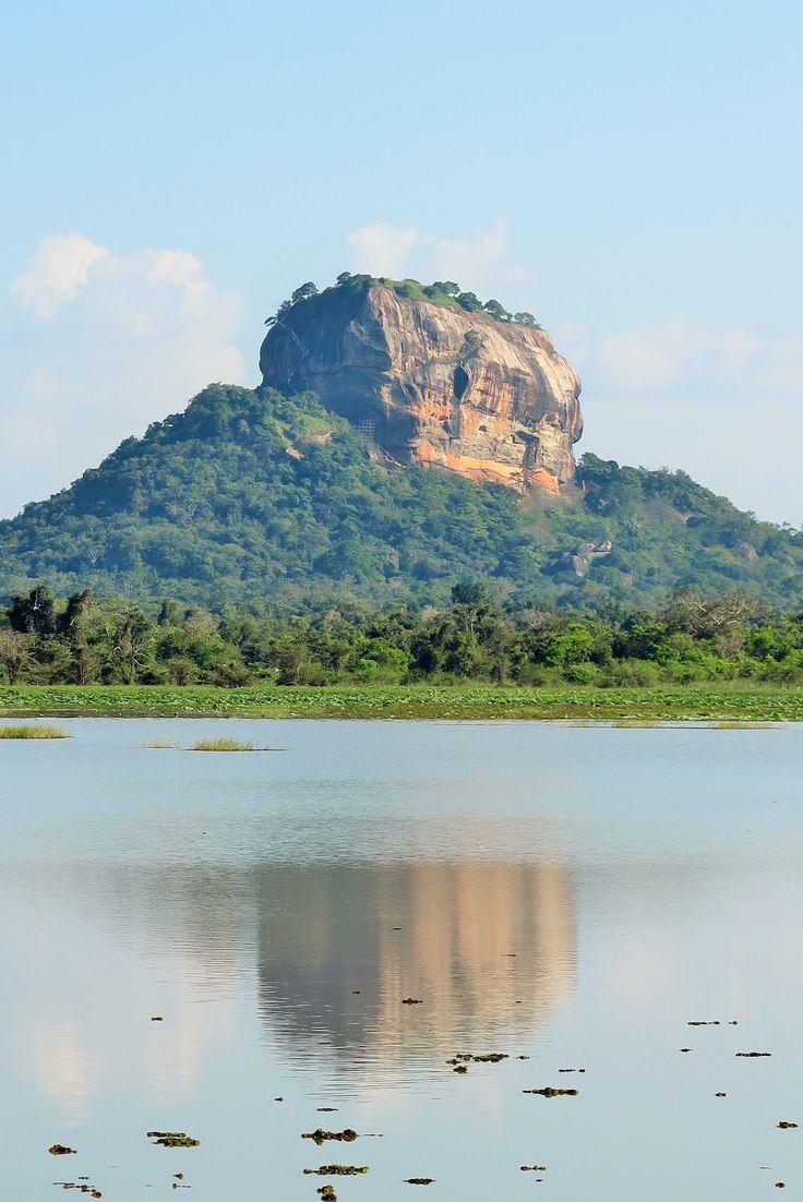 Le Rocher du Lion - Sigiriya