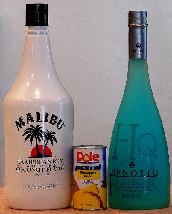 Hpnotic Breeze 2 ounces Hpnotiq Liqueur 1 ounce coconut rum Splash of pineapple juice Ice  Sugar for the rim of glass Garnish: Lime, rock candy, pineapple, anything(optional)  Dip the rim of a glass into pineapple juice (or water) and then dip in sugar.  Add Hpnotiq, coconut rum and pineapple juice to a cocktail shaker. Add enough ice to the shaker to cool down the mixture. Put the lid on and shake until well mixed.  Pour through the strainer into your favorite glass.  Garnish with…