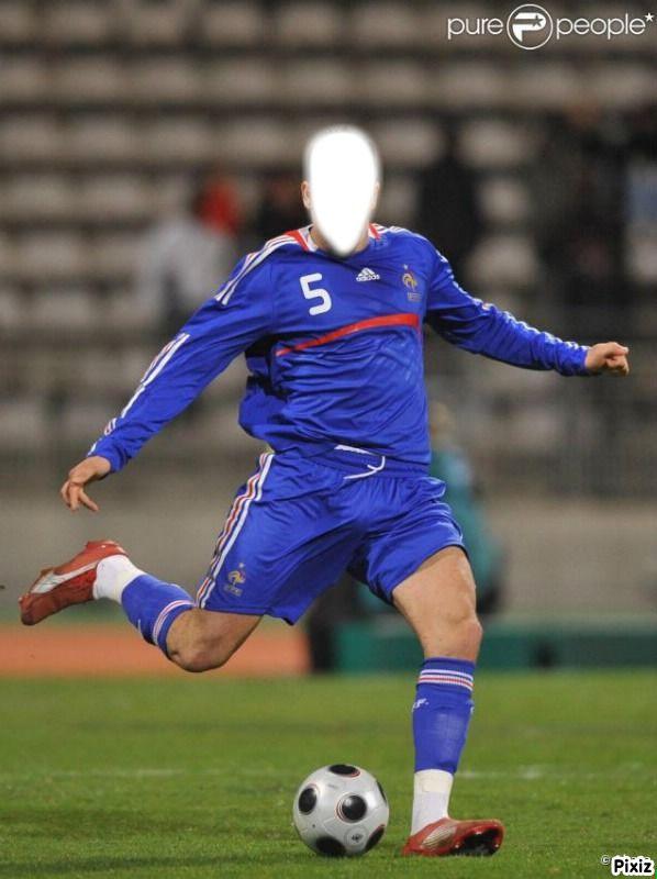 Footballeur Footballeur Modele De Cv Design Modele Cv