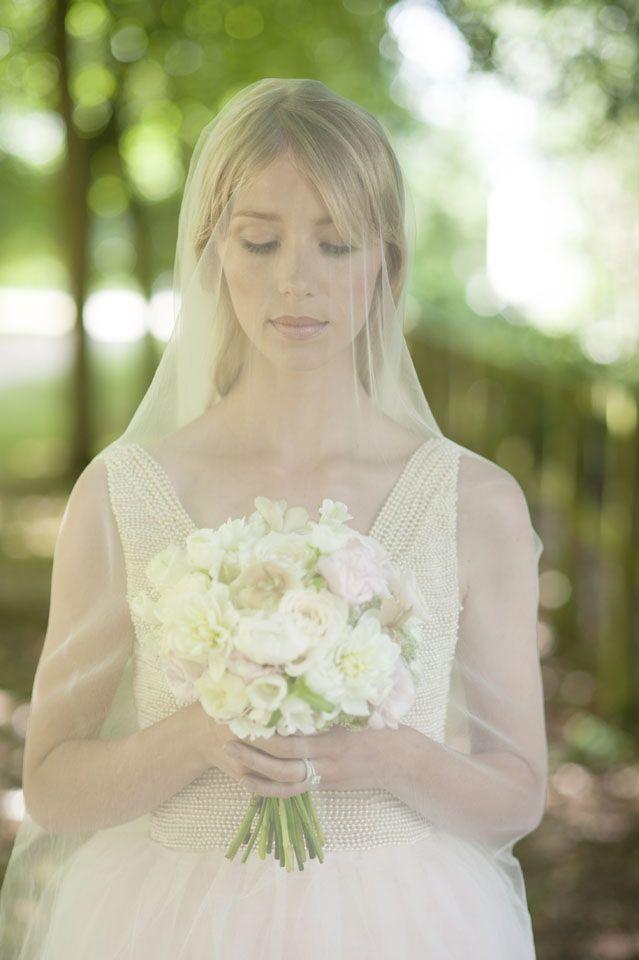 Dress by Rita Colson Cliveden Bride Collection 'Veera' gown #clivedenhouse #luxury #bridalwear #brides #couture #bespoke #tulle #blush #ritacolson #elegance #bridalgown #ethicalfashion #bridesmagazine #britishdesigners #opulent www.ritacolson.com