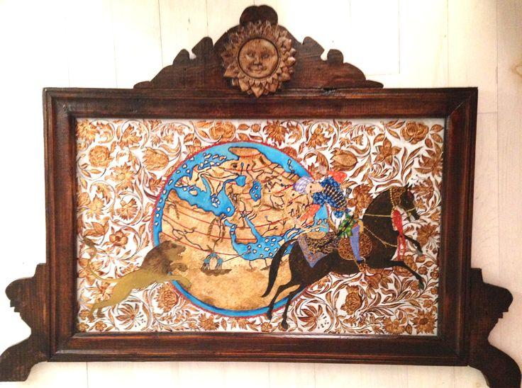 Al Idrisi World Map