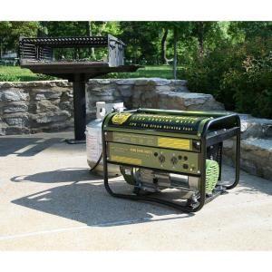 Sportsman 4,000-Watt Clean Burning LPG Portable Propane Generator-GEN4000LP at The Home Depot