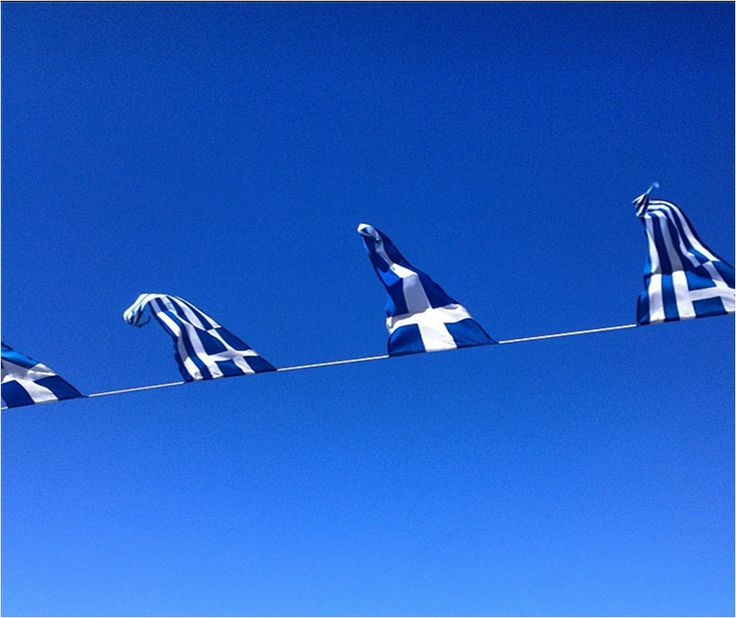 Greek National Holiday - October 28  Photo credit: @tomyk_ via Instagram