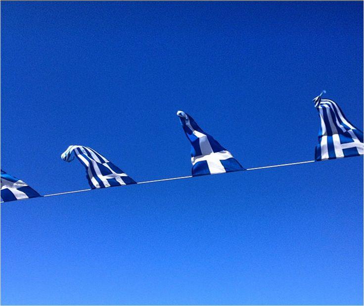 Greek National Holiday - October 28  Photo credit: @tomyk_ via Instagram