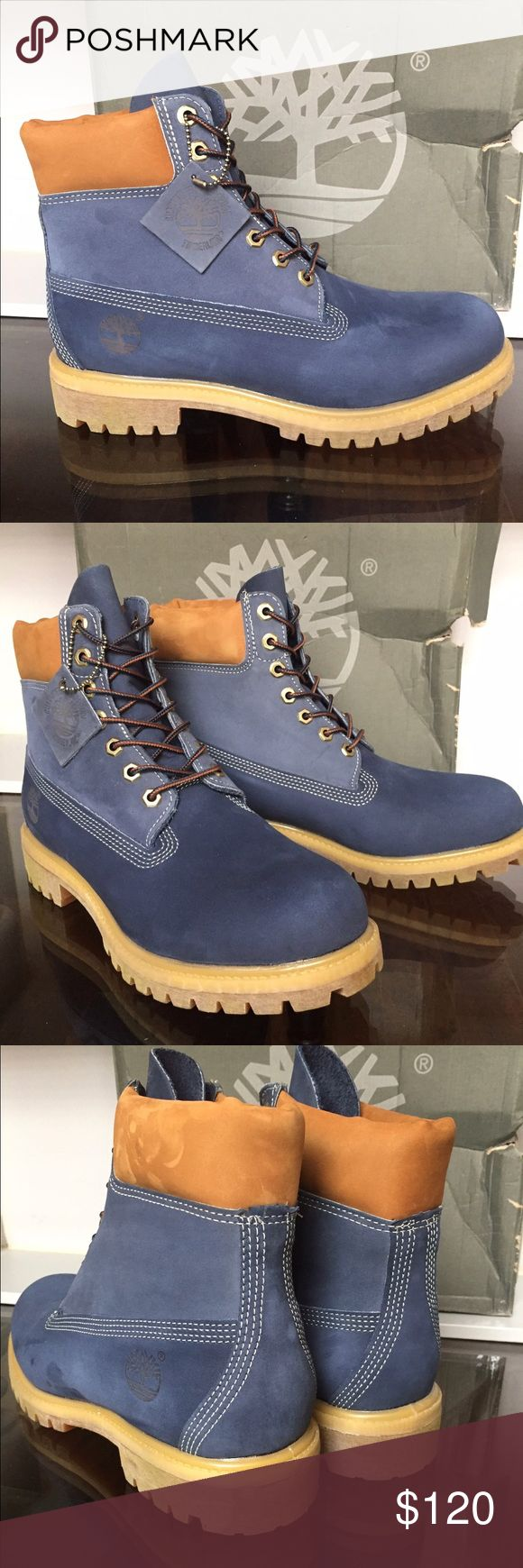 Timberland Premium Boots Men's 10 Brand new and with the original box. 100% authentic Timberland Shoes Boots