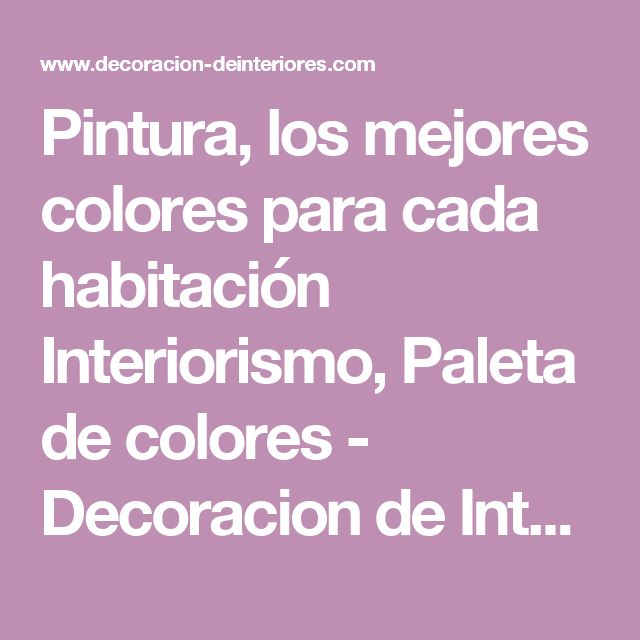 1000 ideas sobre colores de pintura para interiores en for Paleta de colores para interior de casa