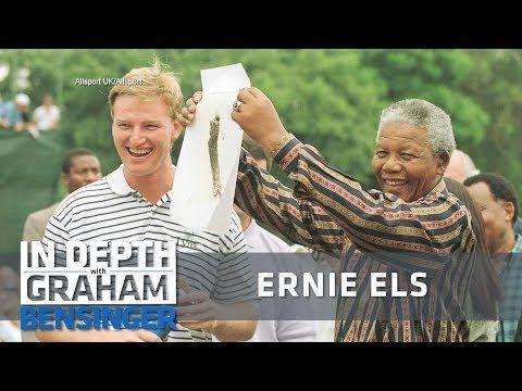 Graham Bensinger: Ernie Els: Impactful wins for S. Africa, Nelson Mandela