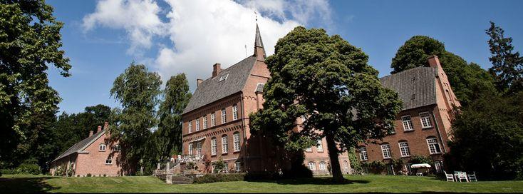 Velkommen til Pandebjerg Gods - Jagt, frugt, skovbrug og meget mere