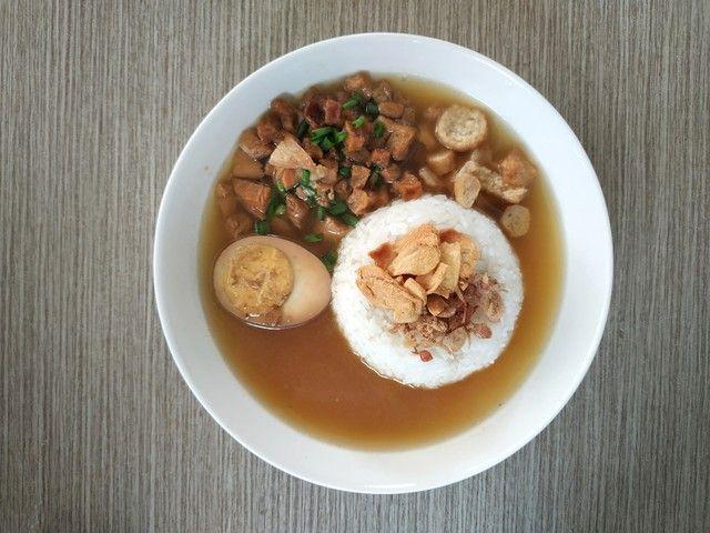 Resep Nasi Bakmoy Ayam Yang Manis Gurih Resep Memasak Makan Siang Makanan