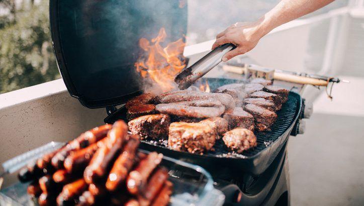 10 astuces pour devenir un pro de la cuisson au barbecuenoté 3.9 - 8 votes 6) On ne sature pas la grille Faites en sorte de ne pas saturer la grille (pas plus de 70% d'occupation de l'espace). Mettez les éléments en diagonale par rapport aux lignes de votre grille, cela permet de les détacher …