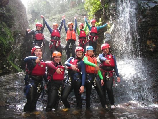 AfriCanyon River Adventures, Plettenberg Bay