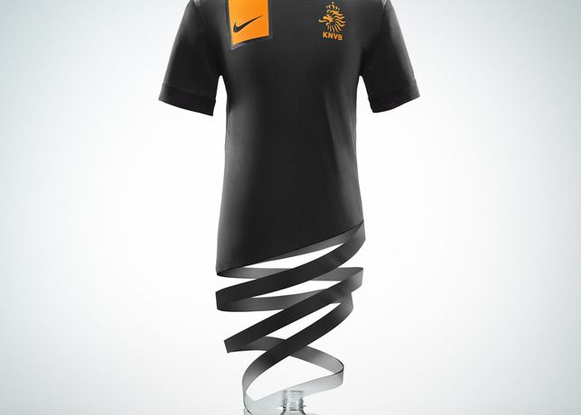The Netherlands's new Away National Team Kit represents the inherent style and authority of Dutch football in a sophisticated new black design.