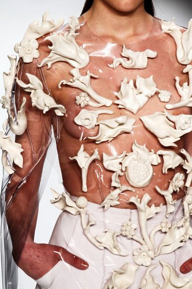 Leandro Cano Show - Mercedes-Benz Fashion Week Autumn/Winter 2013/14