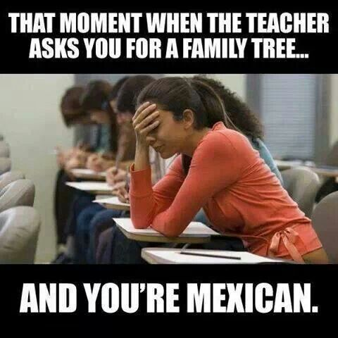 Got this from my Mexican friend, lol so funny.