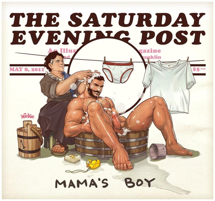 mamada gay art