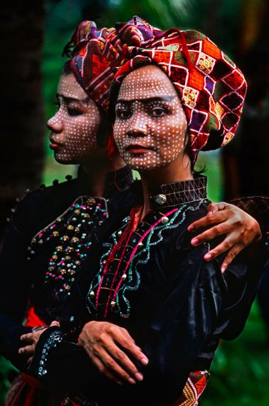 Yakan dance perfomers ~ Ramon Obusan troupe in Basilan, the Philippines....