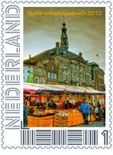 2012 , Stadhuis en markt